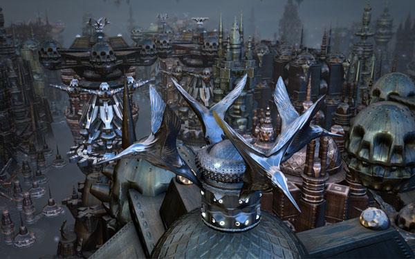 《無盡之城(Endless City)》