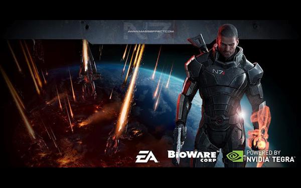 「質量效應 3 (Mass Effect 3)」動態桌布